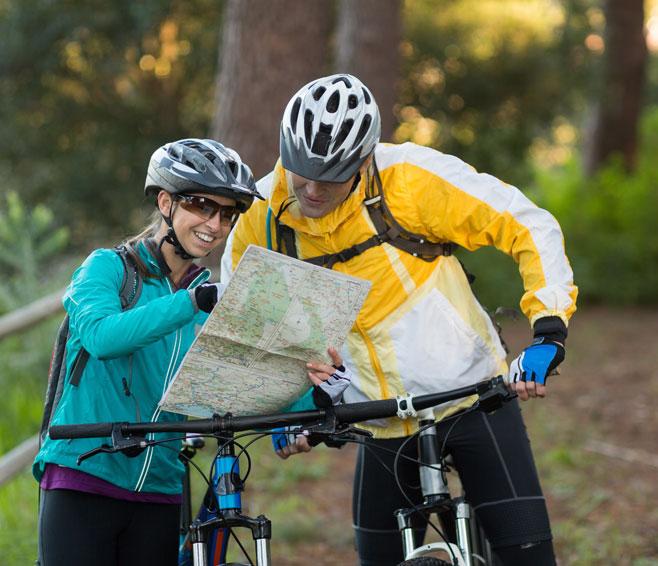 Bien préparer un long voyage à vélo