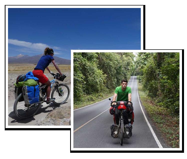 Voyager à vélo en Afrique